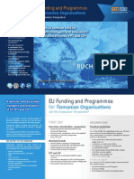 EU Funding and Programmes for Romanian Organisations