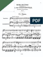 Beethoven - 6 Lieder Op.75