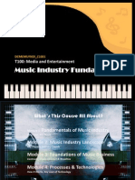 T100 Music Industry Fundamentals