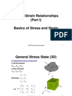 Stress Strain PartI