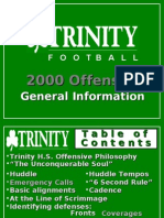 2000 Trinity High School KY Spread Offense - 137 Slides[1]