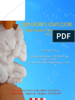 The Lion's Outlook_sitagu Students' Research Journal_vol-3_2012