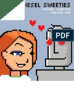 Diesel Sweeties Pocket Book Webcomics