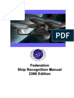 Federation Ship Recognition Manual