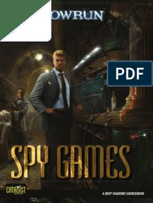 SR4 - Spy Games | Airport | Espionage