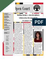 NOFSW Open Court Newsletter, March 2012