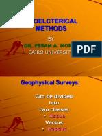 Geophysics ( Electric Method )