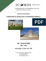 Dossier Exposition Patrimonio de la Humanidad y Astronomia