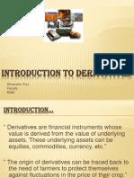 10. Derivatives