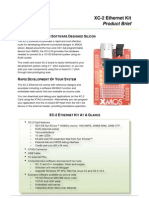 XC 2 Ethernet Kit Product Brief(1.0)(1)