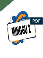 MINGGU