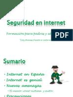 Seguridad en Internet Para Padres