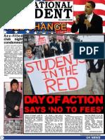 The National Student - November 2008