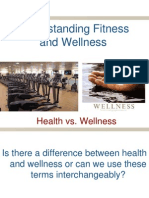 Chapter 1 Introduction to Wellness Fitn