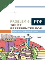 Tariffs PPT