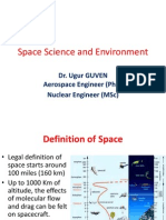 111 Space Science