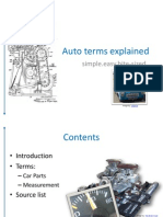 Auto Terms Explained