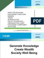 Azuddin Jud Ismail - Presentation K-Ekonomi