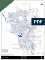 Snow Route Parking Map