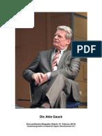 Akte Gauck