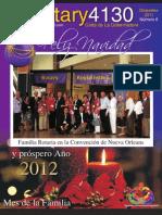 Carta de la Gobernadora Diciembre 2011