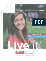Valores de Cursos Ingles ICBC 2012