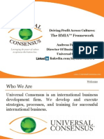Driving Profit Across Cultures with BMIA™