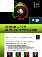 ILEKTROLA | Save Money, Energy & Planet  |  SAVE UP TO 40% ON YOUR ELECTRICITY COSTS
