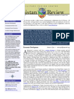 CFC Afghanistan Review Newsletter, 07 February 2012
