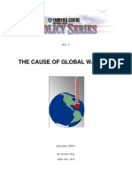 The Cause of Global Warming Policy Series 7
