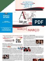 Agenda Cultural | Salto | Março