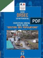 Guide Orsec g2