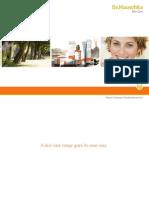 Dr.hauschka Skin Care Brochure