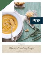 Makerie Volunteer Soup Swap Recipes 2012