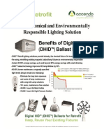 Retrofit DHID Lighting Ballasts - All HID Lighting Applications