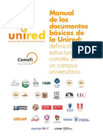 Manual de la UNIRED