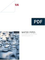 Pestan Hdpe Water Pipes