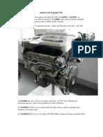 Motores de La Gama VQ
