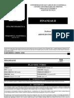 Finanzas II Auditoria