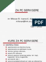 Kurs Za Pc Servisere