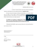 Certificación B-23-02-2012 (Eleccion del Representante ante el Comité de Propiedad Intelectual)