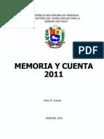 Memoria_y_Cuenta_2011_MPPEE_Tomo_II