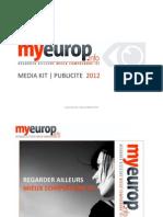 myeurop média kit publicité 2012