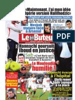 LE BUTEUR PDF du 07/03/2012