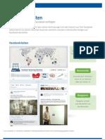 Facebook Seiten Produkteleitfaden DE
