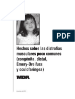 Distrofias.musculares Congenita Distal Emery Dreifus Oculofaringea