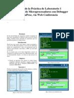 Informe 1 Microprocesadores y Micro Control Adores