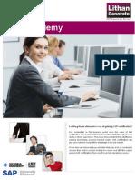 SAP uAcademy Flyer for Info