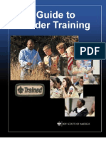 Guide to Leader Taining