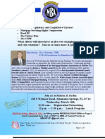 March 2012 Flyer